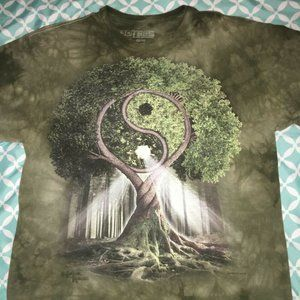 The Mountain Michael McGloin Celtic Tree of Life T